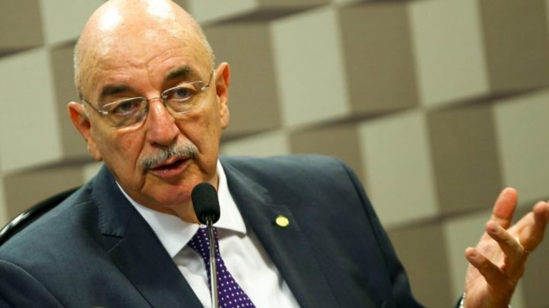 Ministro da Cidadania, Osmar Terra. Foto: Marcelo Camargo/ABr
