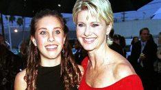 Olivia Newton-John lucha contra el cáncer por tercera vez y promete estar para la boda de su hija