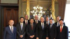 EE.UU.: Pence se reúne con representantes de grupos religiosos perseguidos en China