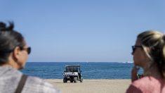 Desalojan playa de Barcelona ante la presencia de un explosivo