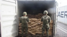México: Decomisan 23 toneladas de fentanilo chino, capaz de matar al 92% de la población mundial