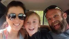 Niña de 9 años pierde la mitad del cráneo en un accidente y los padres donarán sus órganos