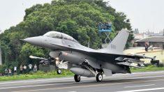 Estados Unidos avanza con la venta de aviones de combate F-16V a Taiwán