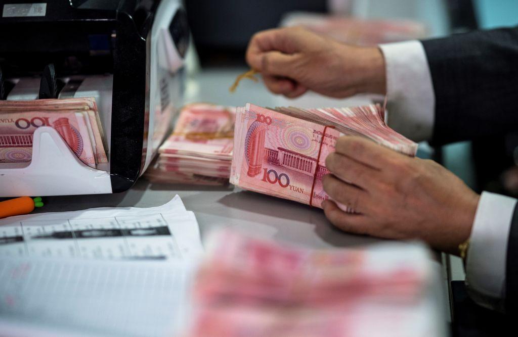 La prensa estatal del régimen chino ataca a los bancos privados