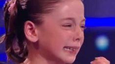 Niña de 10 años tiene una fabulosa recuperación luego de paralizarse en un concurso de talentos