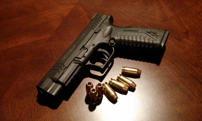 Imagen ilustrativa de una arma (Brett_Hondow/Pixabay)