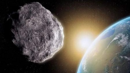 Asteroide de meio quilômetro de diâmetro se aproximará do planeta Terra em setembro