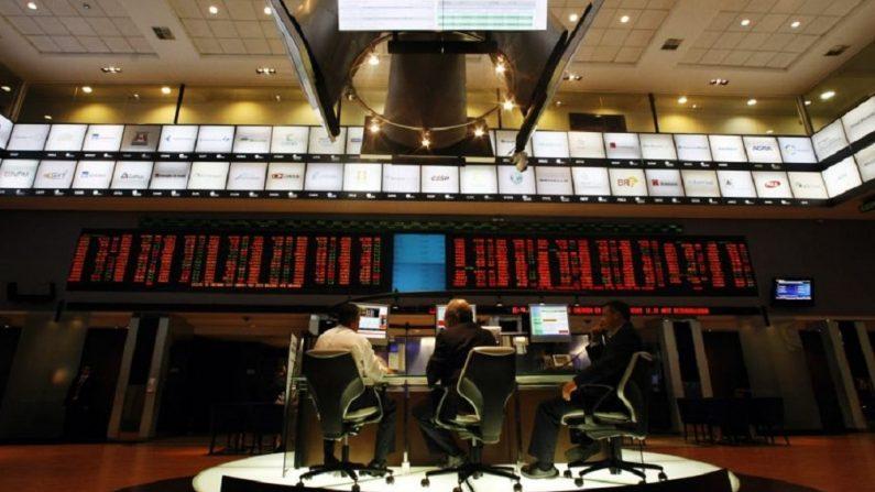 O mercado financeiro tem sofrido fortes tensões nos últimos dias em meio aos temores de uma nova crise econômica global. Foto: Joel Silva/Folhapress