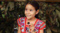 Niña mexicana de 8 años inventa un calentador de agua ganando un prestigioso premio de ciencias