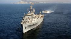 Trump habría sugerido un embargo naval sobre Venezuela