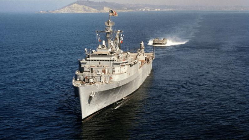 Barcos de guerra de Estados Unidos. (Creative Commons CC0/pxhere)