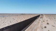 La administración Trump planea construir 725 kms. de muro fronterizo para 2020, empezando en Arizona