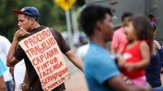 Emissão de carteiras de trabalho a refugiados venezuelanos chega a quase 70% em 2018