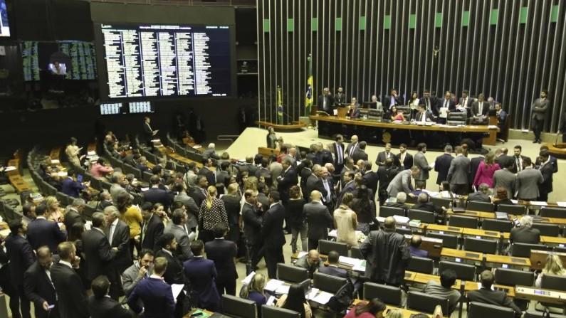 Câmara dos Deputados (Fabio Rodrigues Pozzebom/Agência Brasil)