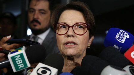 Macron atinge imagem do Brasil ao falar sobre Amazônia, diz ministra