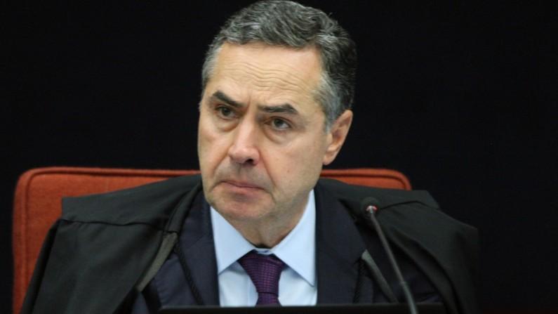 Ministro Luís Roberto Barroso (Nelson Jr /SCO/ STF)