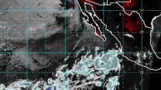 Un nuevo ciclón se está formando en la costa de México
