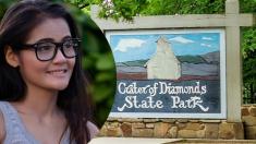 Encuentra un diamante amarillo increíblemente raro de 3.72 quilates en un parque estatal