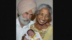 A mãe mais velha do mundo: conheça a mulher que teve seu primeiro filho aos 70 anos