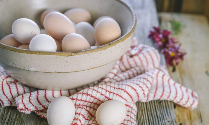 Imagen ilustrativa de huevos. (Jill Winger)