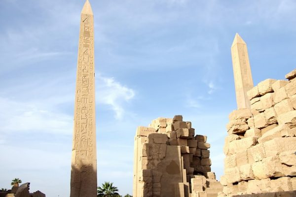 Obelisco Karnak egipto