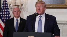 Trump pide pena de muerte para asesinos en serie y crímenes de odio