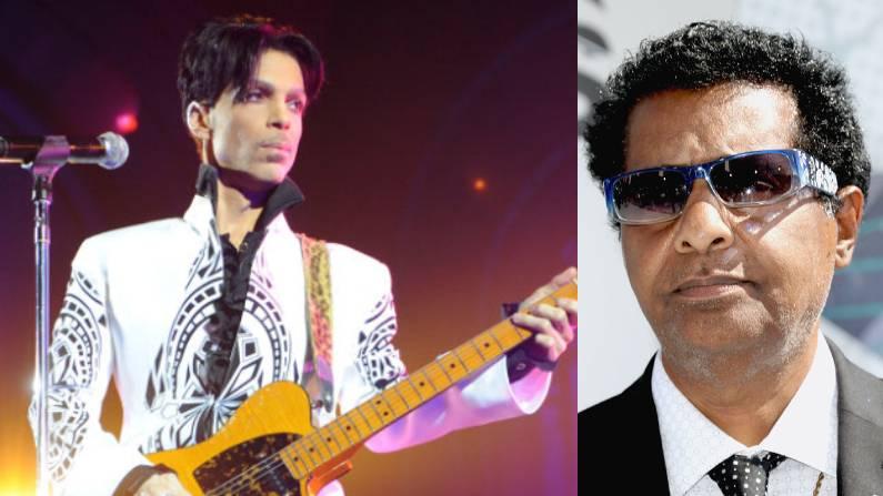 Izq: Prince en un show de octubre de 2009. (BERTRAND GUAY/AFP/Getty Images). Der: Su hermano Alfred Jackson, en junio de 2016. (Frederick M. Brown/Getty Images)