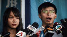 Funcionarios de EE.UU. y la UE en contra de los arrestos de activistas en Hong Kong