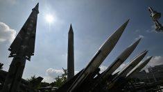 Coreia do Norte faz 7º teste de mísseis em menos de 30 dias