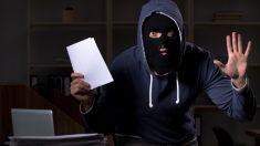 Ladrones se llevan un paquete de correo sin saber qué contenía. ¡La dueña solo podía reír!