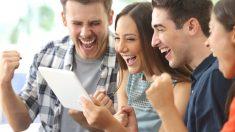 Gasolinera vende un billete ganador de la lotería y su ganancia la destina a sus empleados