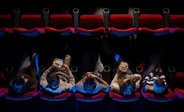cine, cinema, butacas