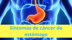 ¡Atención!: No ignores estos 8 síntomas, podría ser cáncer de estomago