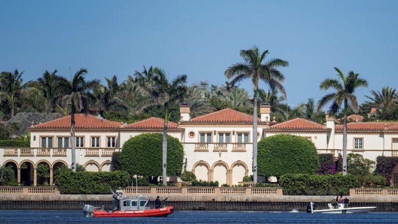 Vista del club Mar-a-Lago de Palm Beach (Florida), propiedad del presidente de EE.UU., Donald Trump. EFE/Cristobal Herrera/Archivo