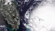 Huracán Dorian pierde algo de su fuerza sobre Bahamas y baja a categoría 4