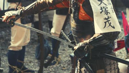 """""""Tirar la pluma y tomar la espada"""", la decisión que cambió la vida de un verdadero hombre"""