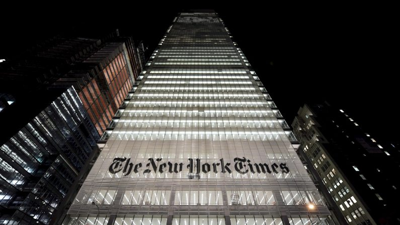 """El New York Times anunció además que a partir de ahora se hará llegar a través de un """"modelo de suscripciones"""" un informe con las principales noticias de la jornada traducidas a una docena de idiomas, que de manera """"frecuente"""" estará disponible en español. (EFE/Justin Lane)"""