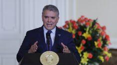 Duque plantea devolver IVA a los más pobres en momento de tensión en Colombia