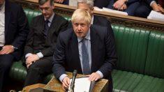 """Johnson afirma que elecciones generales son el único camino para desbloquear el """"brexit"""""""
