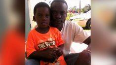 Niño de cinco años es llevado por el huracán Dorian mientras su padre mira la escena impotente