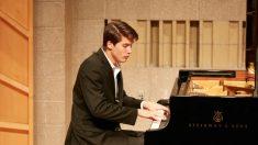 Representante de México gana Competencia Internacional de Piano de NTD 2019
