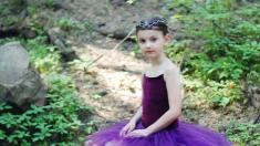 Joven amputada de una pierna vence el cáncer y a pesar de la prótesis logra su sueño de ser bailarina