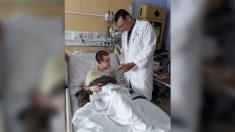 Adolescente de Florida sobrevive a un ancla de barco que le atravesó la cabeza