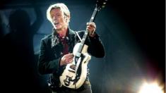 La hija de David Bowie ya tiene 19 años y sigue los pasos de su legendario padre