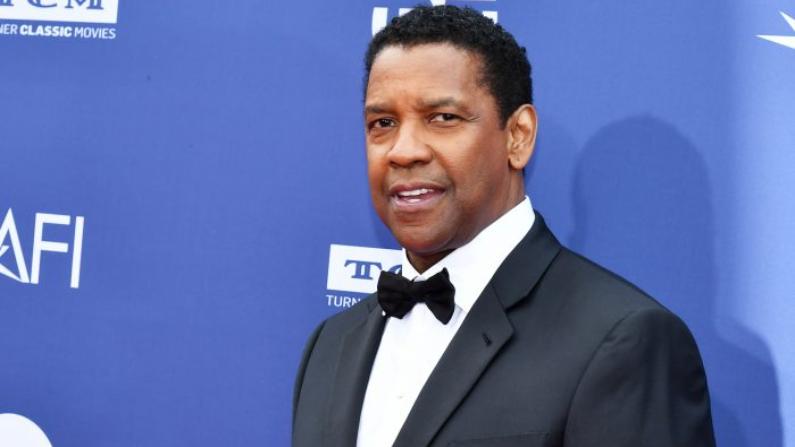 Denzel Washington. (Getty Images)