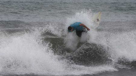 Hombre de Virginia muere atrapado por una intensa corriente marina producto del huracán Dorian
