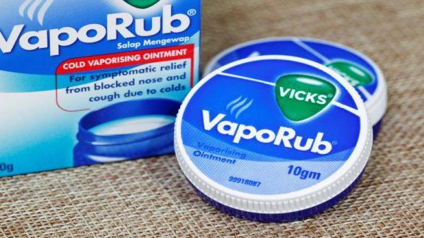 vick vaporub solo para quemar grasa
