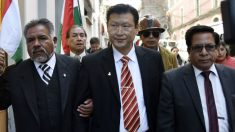 """Chi, el coreano candidato a presidente de Bolivia que busca terminar con el """"imperio del comunismo"""""""