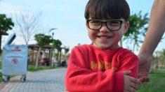 Niño argentino fue a clases sin miedo gracias a la poción mágica anti-bullying que le hizo su hermano