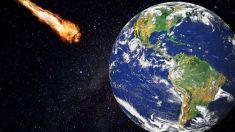 Hallan dentro de un meteorito mineral extraterrestre nunca visto en la naturaleza